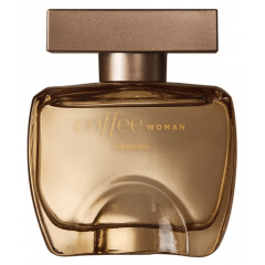 O Boticário Coffee Desodorante Colônia Woman 100ml