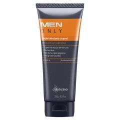 O Boticário  MEN Only Loção Hidratante Desodorante Corporal 200ml