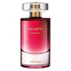 O Boticário Nativa SPA Royal Plum Desodorante Colônia 75ml