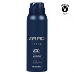 O Boticário Zaad Mondo Desodorante Antitranspirante Aerosol, 75g/125ml