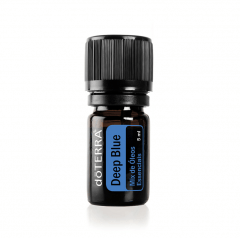 doTERRA Deep Blue™ Mix de Óleos Essenciais 5 ml