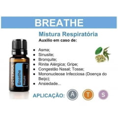 DoTerra doTERRA Breathe™ Mix de Óleos Essenciais 10 ml