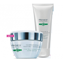 Avon Renew Clinical Clareador & Textura Uniforme Tratamento Dia