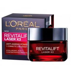 L'ORÉAL PARIS Rejuvenescedor Facial L'Oréal Paris Revitalift Laser X3 - 50ml