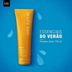 Protetor Solar FPS 30 ComprarMary Kay® 117g - val. 09/2020
