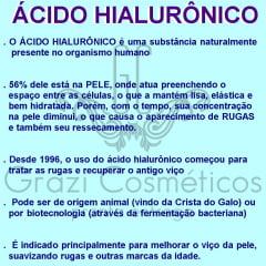Ácido Hialurônico + Colágeno Hidrolisado + Biotina Sotile Sidney Oliveira 60cps