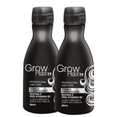 GROW HAIR TÔNICO GROW HAIR SIDNEY OLIVEIRA 80ML COMBO 2 UNIDADES