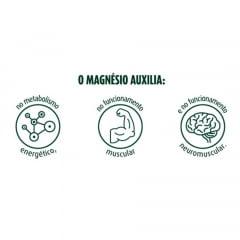 MAGNÉSIO MALATO SIDNEY OLIVEIRA 75 CÁPSULAS 260mg