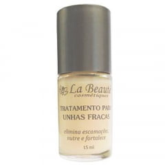 TRATAMENTO PARA UNHAS FRACAS BASE LA BEAUTÉ 15ML