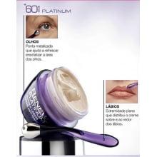 Avon Renew Platinum Olhos e Lábios Creme Anti-Idade 15g