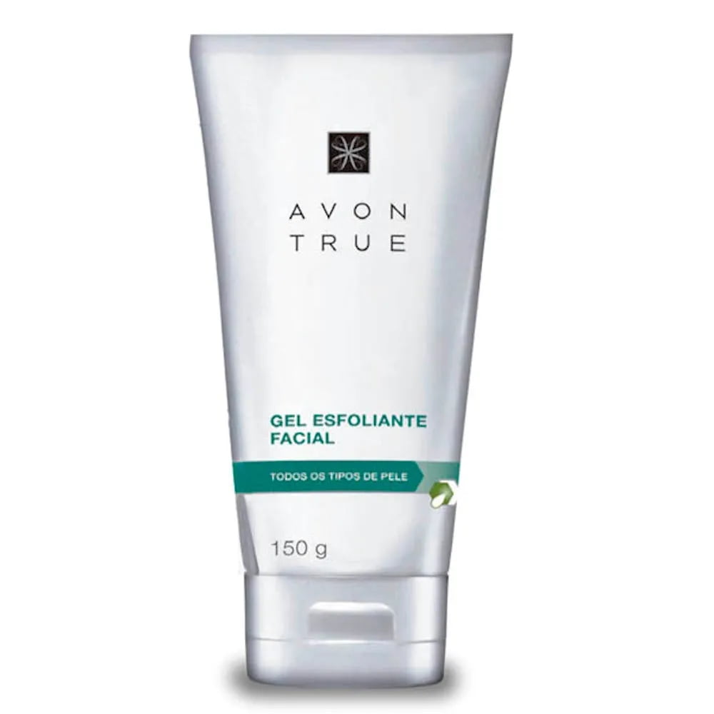 Avon True Gel Esfoliante Facial 150 g